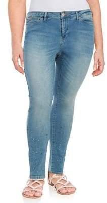 Junarose Plus Slim-Fit Jeans