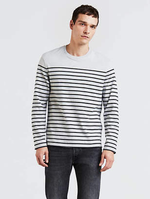 Levi's Long Sleeve Mission Tee Shirt T-Shirt