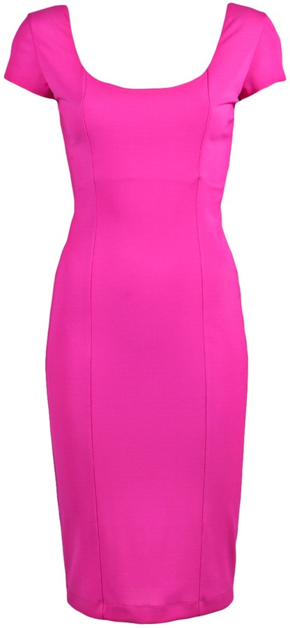 Kevork Kiledijan SHEATH DRESS