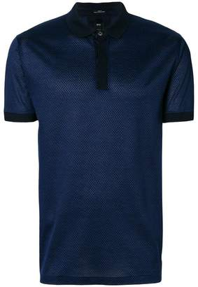 HUGO BOSS classic polo shirt