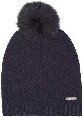 Woolrich Pom Pom Beanie Hat