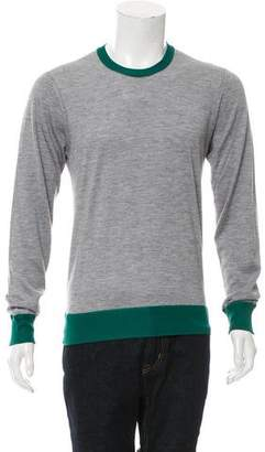 Dolce & Gabbana Cashmere Crew Neck Sweater w/ Tags