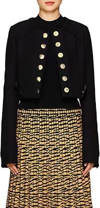 Proenza Schouler Women's Cotton-Blend Bouclé Jacket