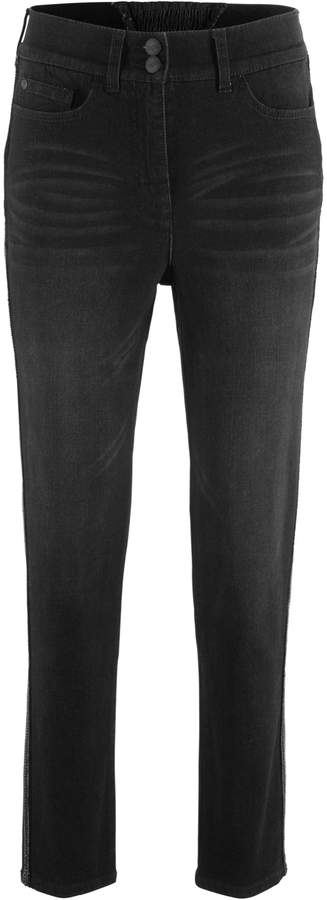 bpc bonprix collection Jeans mit seitlichem Zierstreifen