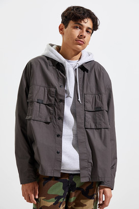 Urban Outfitters Utility Button-Down Overshirt