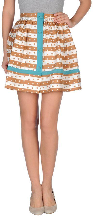 Paul & Joe Knee length skirts