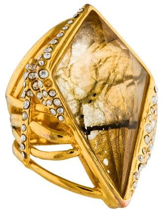 Alexis Bittar Alexis Bittar New Wave Kite Ring
