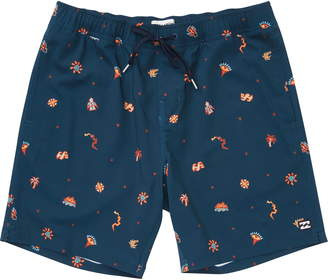 Billabong Sundays Layback Swim Trunks