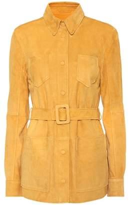 Victoria Victoria Beckham Suede jacket