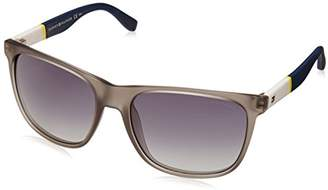 Tommy Hilfiger Men's TH 1281/S HD Wayfarer Sunglasses