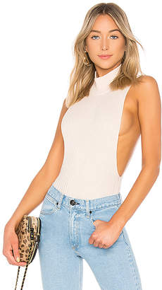 LPA Side Open Rib Bodysuit
