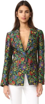 3.1 Phillip Lim Floral Blazer $825 thestylecure.com