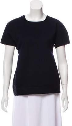 Louis Vuitton Silk-Blend Top