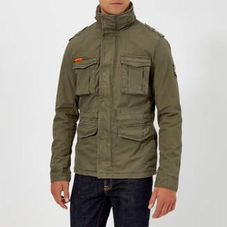 Superdry Men's Rookie Military Jacket