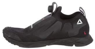 Vetements x Reebok Pump Supreme Slip-On Sneakers black x Reebok Pump Supreme Slip-On Sneakers
