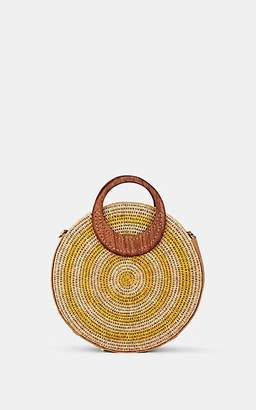 Khokho Women's Letta Circle Tote Bag - Neutral