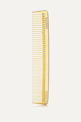 Couture Balmain Paris Hair Gold-plated Cutting Comb