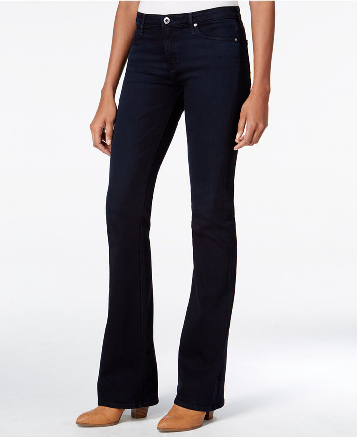 AG JeansAG Angel Wind Echoes Wash Bootcut Jeans