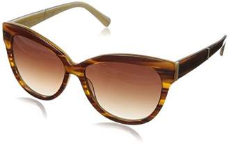 Elie Tahari Women's EL123 Cateye Sunglasses