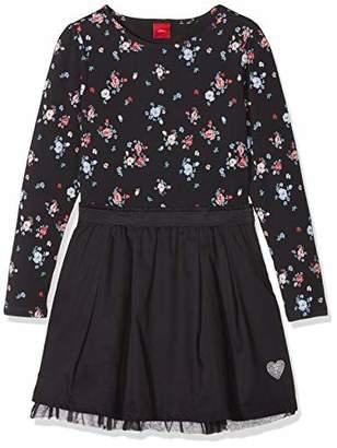 S'Oliver Girl's 53.808.82.2845 Dress