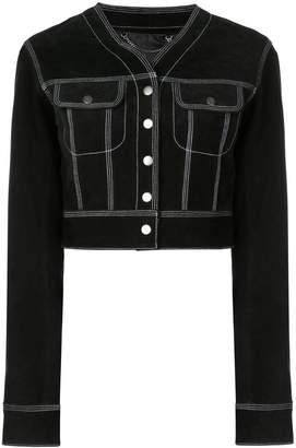 Marc Jacobs button-up jacket