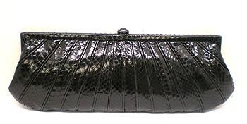 KOTUR - Fane - Black Snake Clutch