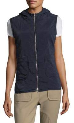 Quilted Paddock Vest