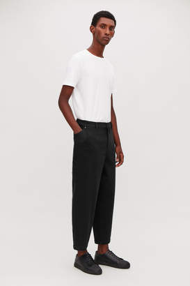 Cos RELAXED-FIT CROPPED JEANS