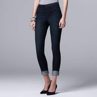 Vera Wang Women's Simply Vera Pull-On Jeggings