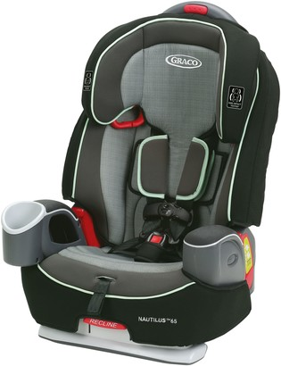 Graco Nautilus 65 3-in-1 Harness Booster Car Seat