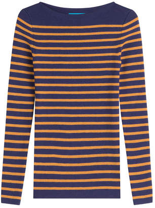 MiH Jeans M i H Striped Wool Pullover