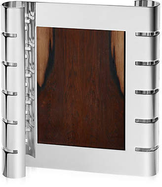 Dacor Puiforcat Ruban Silver Large Picture Frame