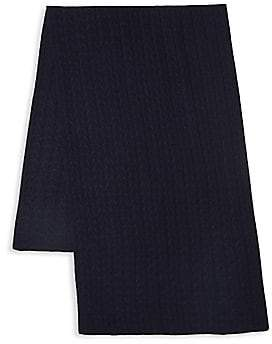 Saks Fifth Avenue Women's COLLECTION Cable-Stitch Cashmere Scarf