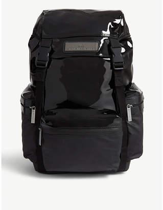 adidas by Stella McCartney Logo plaque nylon backpack