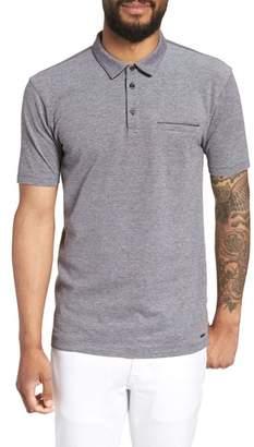 HUGO Darrow Cotton Polo Shirt