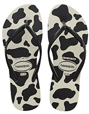4e723e0cd2704 Havaianas White Flip Flop Sandals For Women - ShopStyle UK