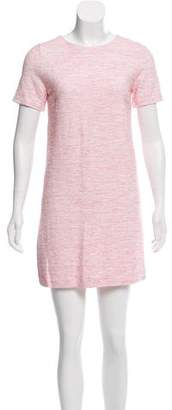 Amina Rubinacci Tweed Shift Dress w/ Tags