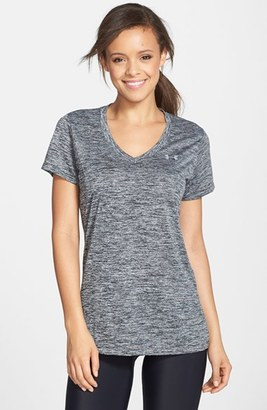 Women's Under Armour 'Twisted Tech' Tee $24.99 thestylecure.com