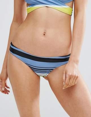 Noisy May Tan Lines Stripe Hipster Bikini Bottom