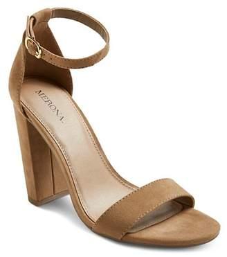 Merona Women's Lulu Block Heel Sandals