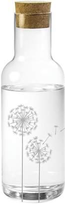 Susquehanna Glass Co. Dandelions Luigi Bormioli Sublime Carafe