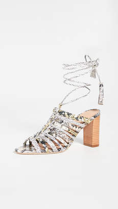 Ulla Johnson Rayna Heel Sandals