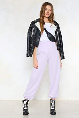 Nasty Gal Don't Sweat It Joggers