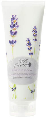 100% Pure Body Cream.