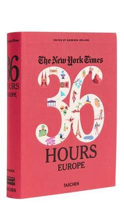 e38d174207d75 Taschen The New York Times  36 Hours Europe