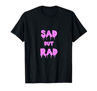 Pastel Goth Sad But Rad Aesthetic Kawaii Punk Emo T-Shirt