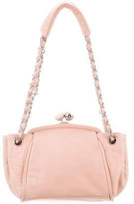 Chanel Kisslock Accordion Bag