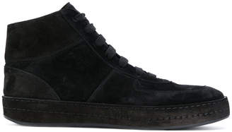 Ann Demeulemeester lace-up hi-tops
