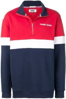 Tommy Jeans funnel neck sweatshirt
