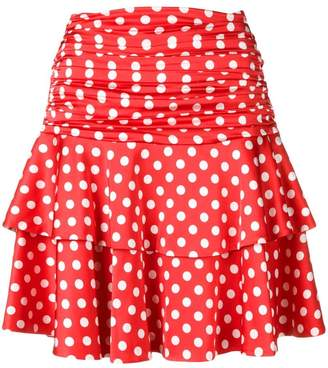 Moschino mini pleated skirt